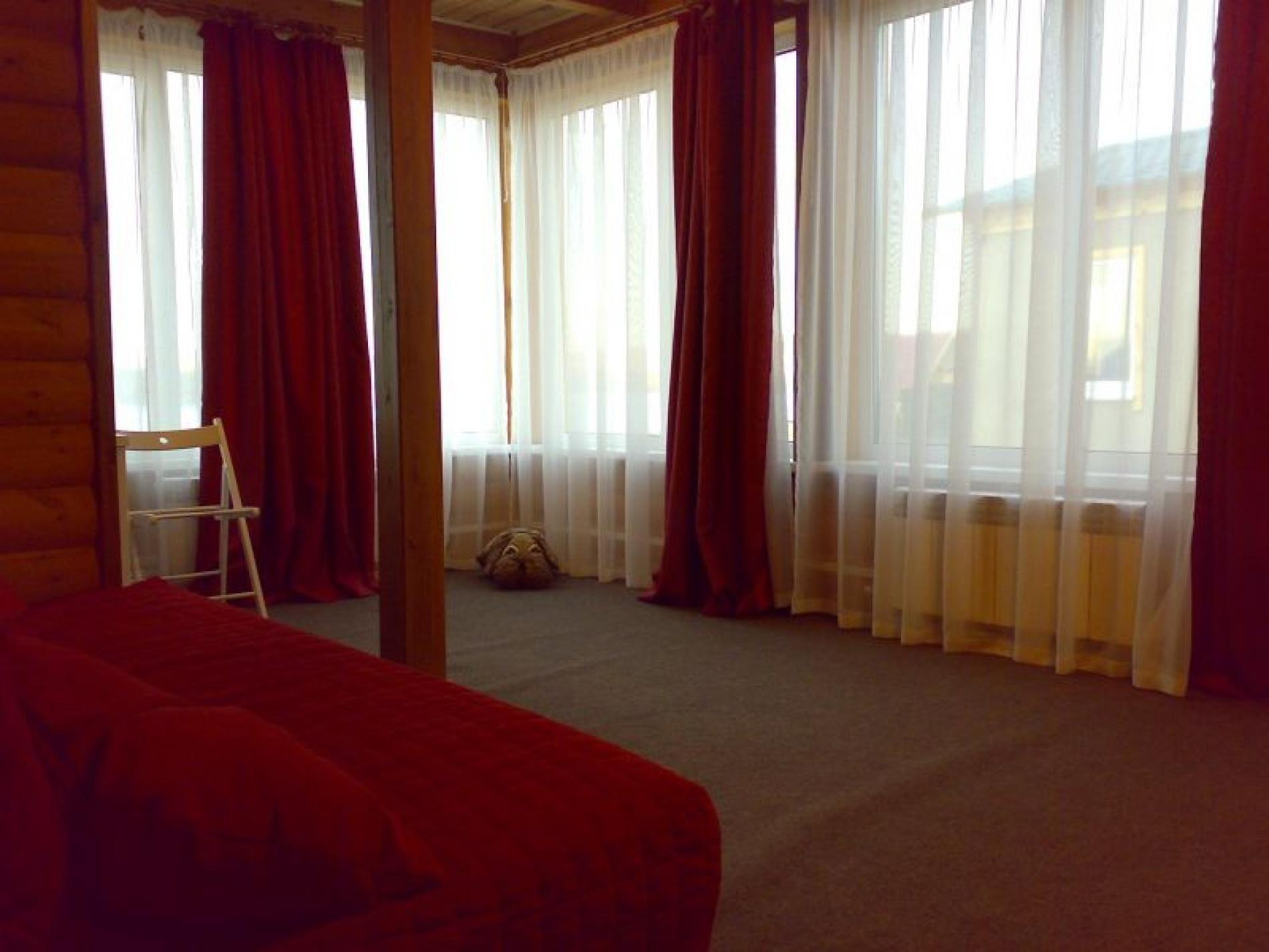 База отдыха «Ветер Странствий» Иркутская область Номер в гостевом доме, фото 2