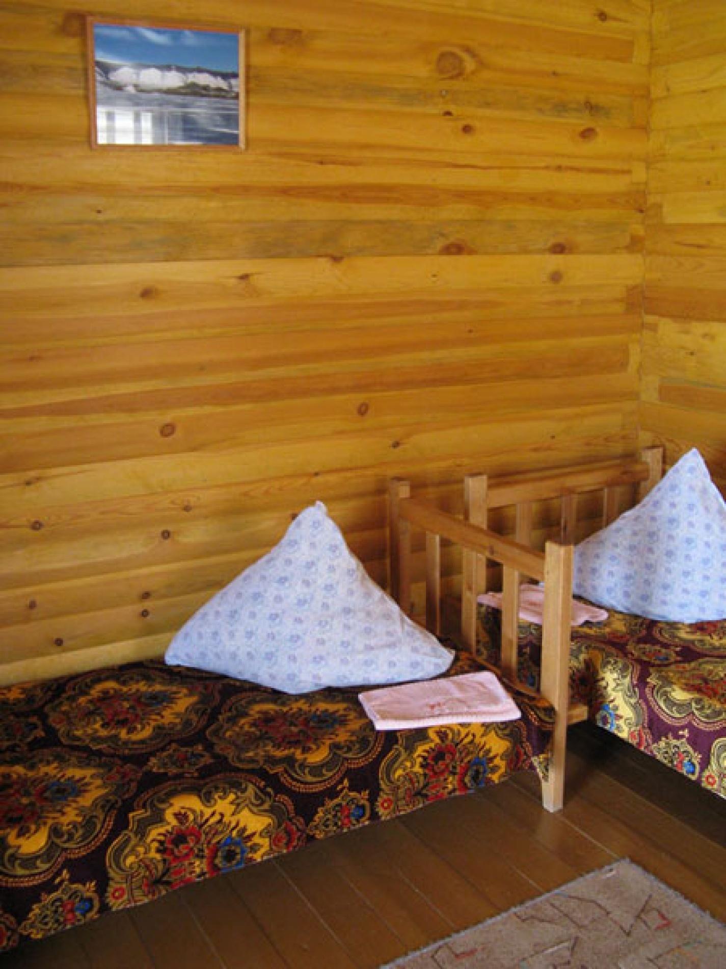 База отдыха «Ветер Странствий» Иркутская область 3-местный летний домик, фото 2