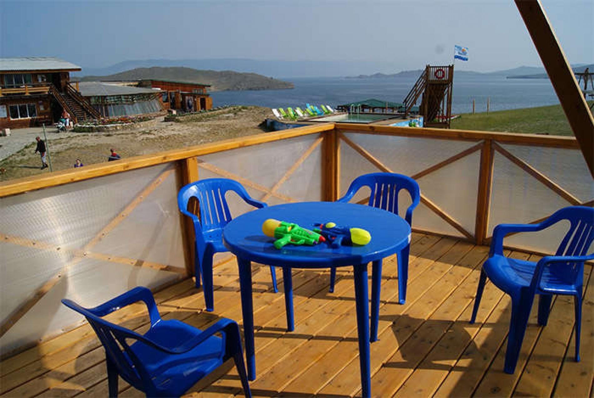 База отдыха «Ветер Странствий» Иркутская область 2-местный летний домик, фото 3