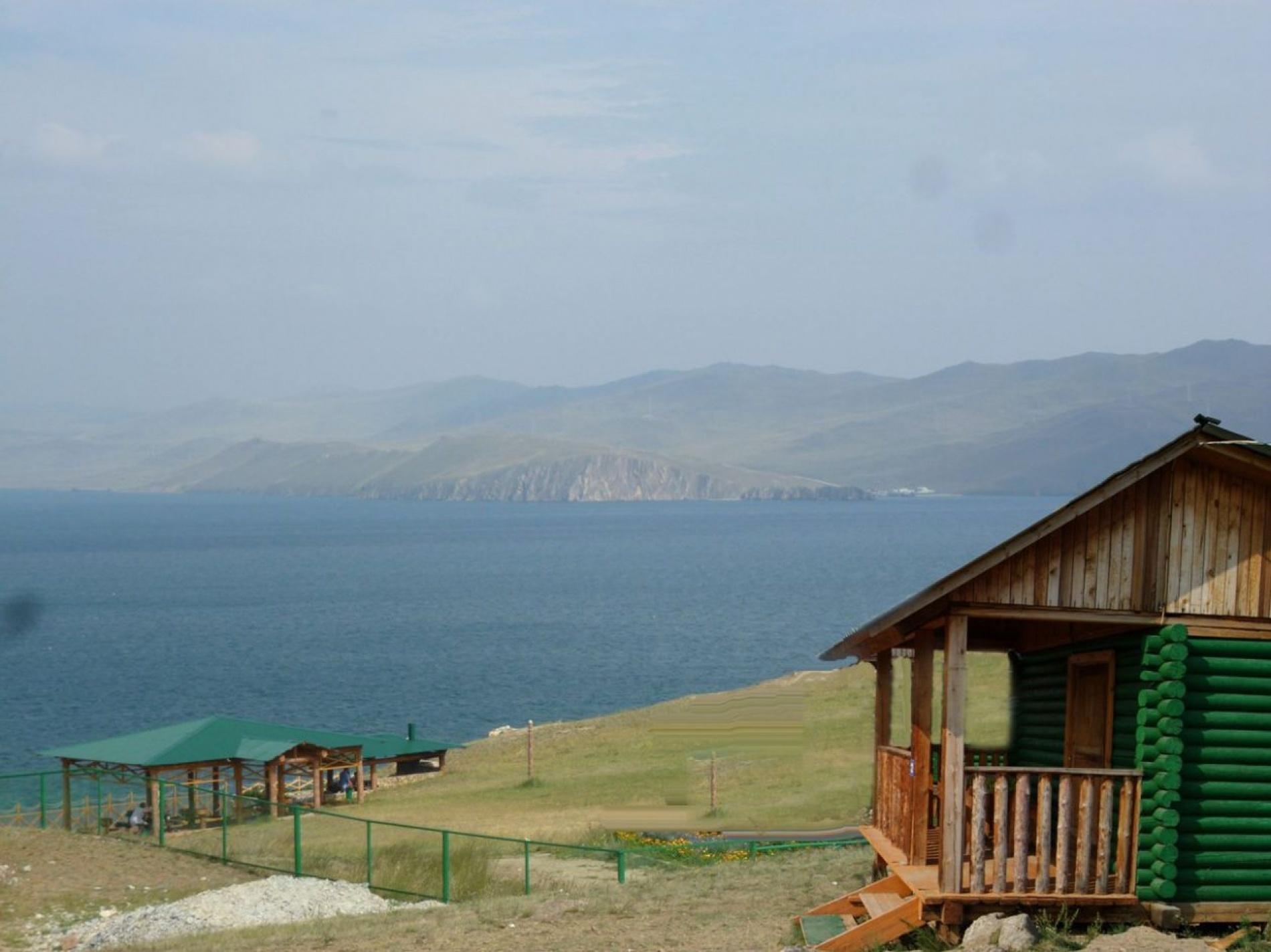 База отдыха «Ветер Странствий» Иркутская область 3-местный летний домик, фото 1