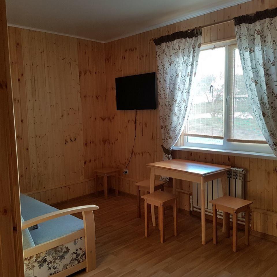 База отдыха «Наша Фазенда» Астраханская область Домик в деревне, фото 4