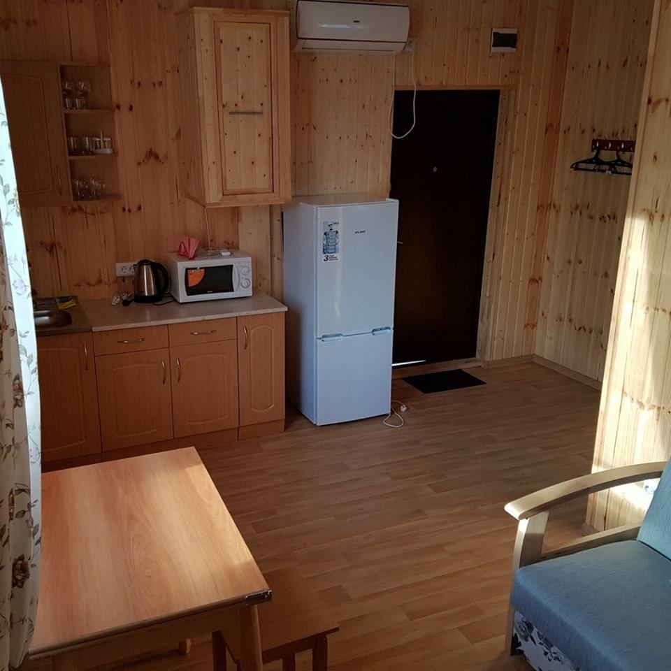 База отдыха «Наша Фазенда» Астраханская область Домик в деревне, фото 5