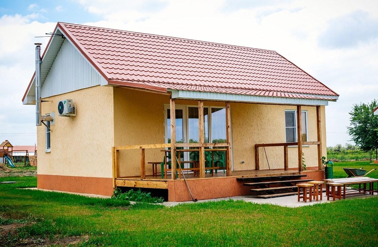 База отдыха «Наша Фазенда» Астраханская область, фото 6