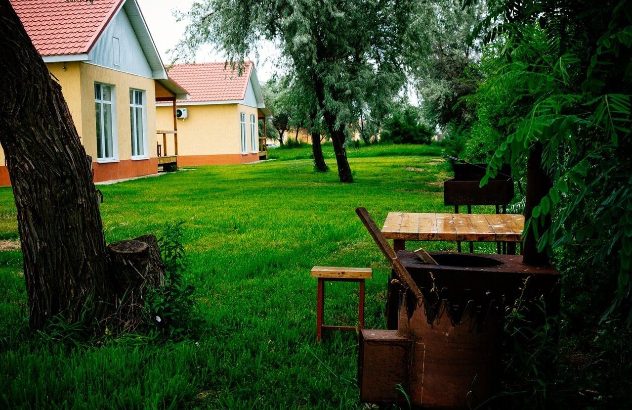 База отдыха «Наша Фазенда» Астраханская область, фото 12