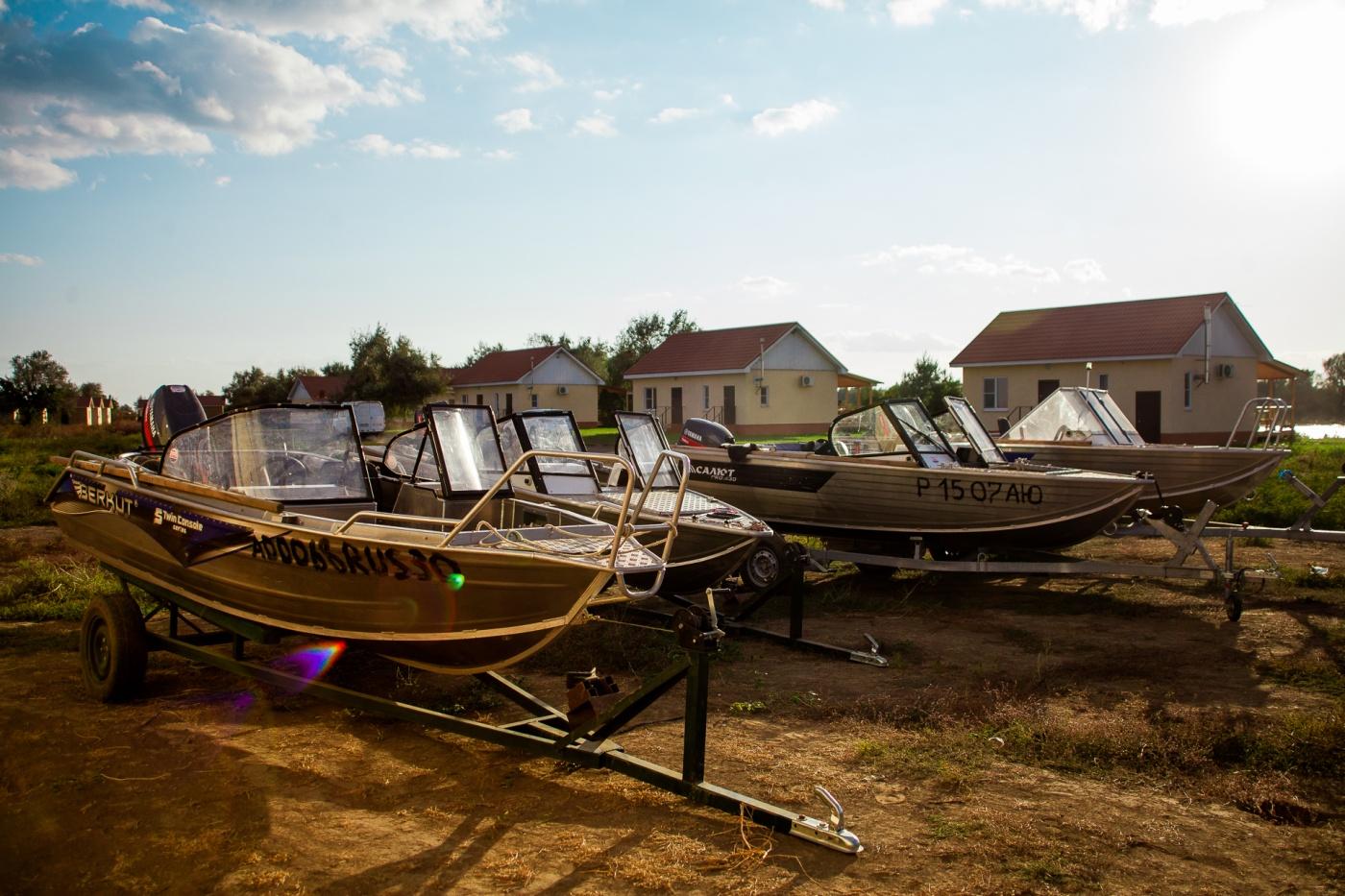 База отдыха «Наша Фазенда» Астраханская область, фото 41