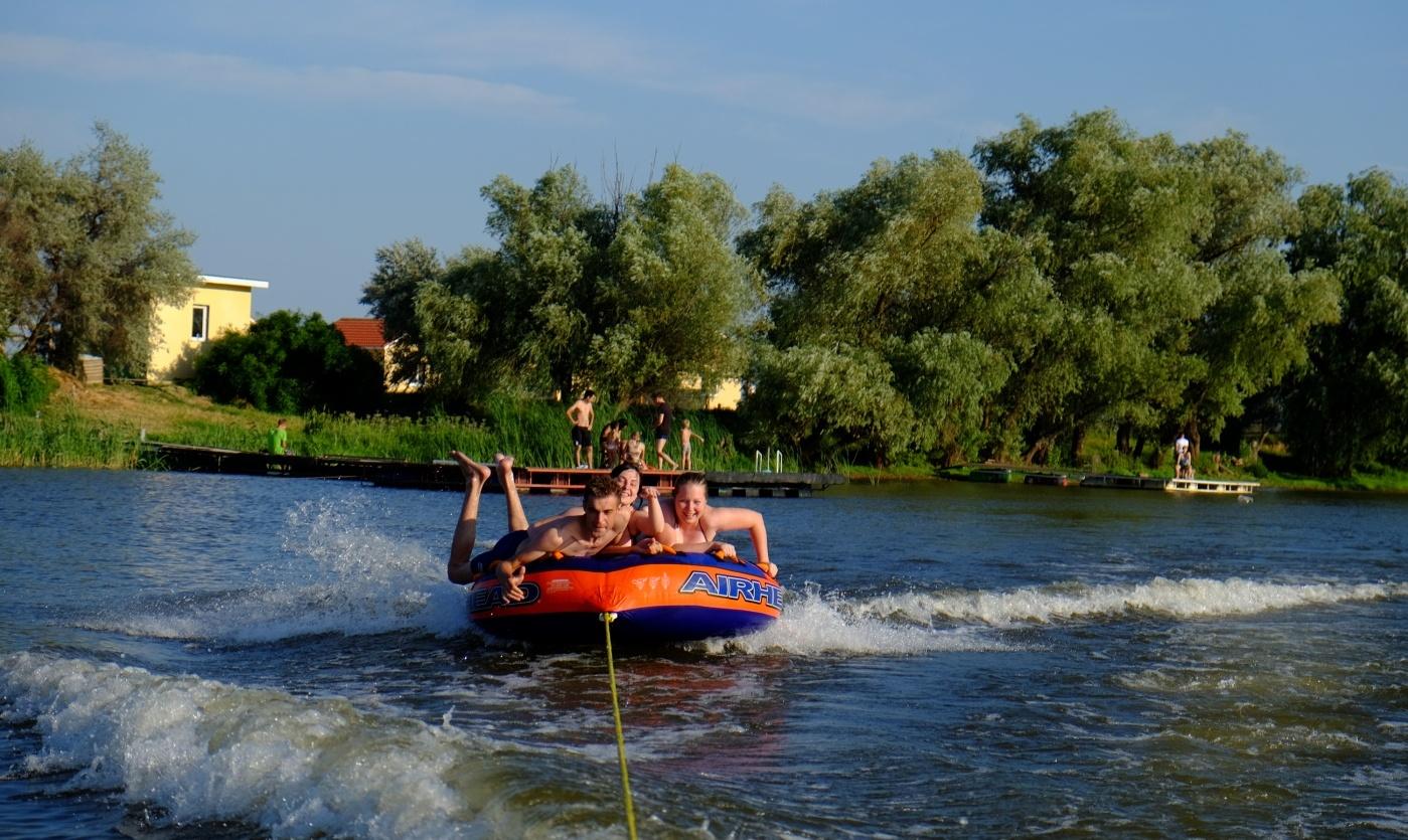 База отдыха «Наша Фазенда» Астраханская область Групповой заезд, фото 6