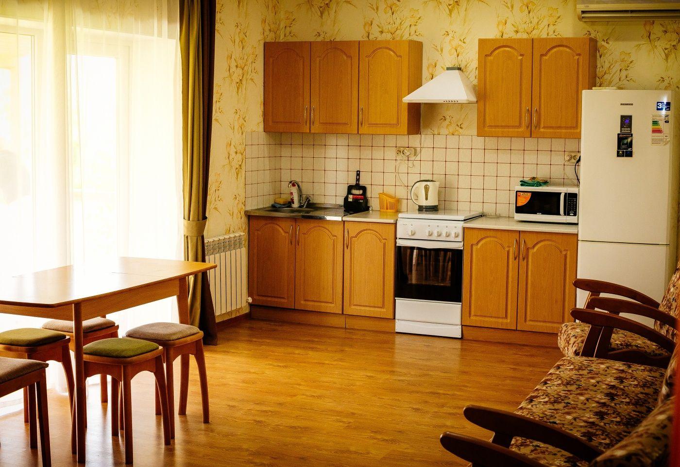 База отдыха «Наша Фазенда» Астраханская область Дом у реки, фото 7