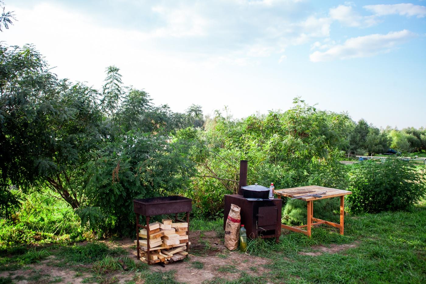 База отдыха «Наша Фазенда» Астраханская область, фото 35