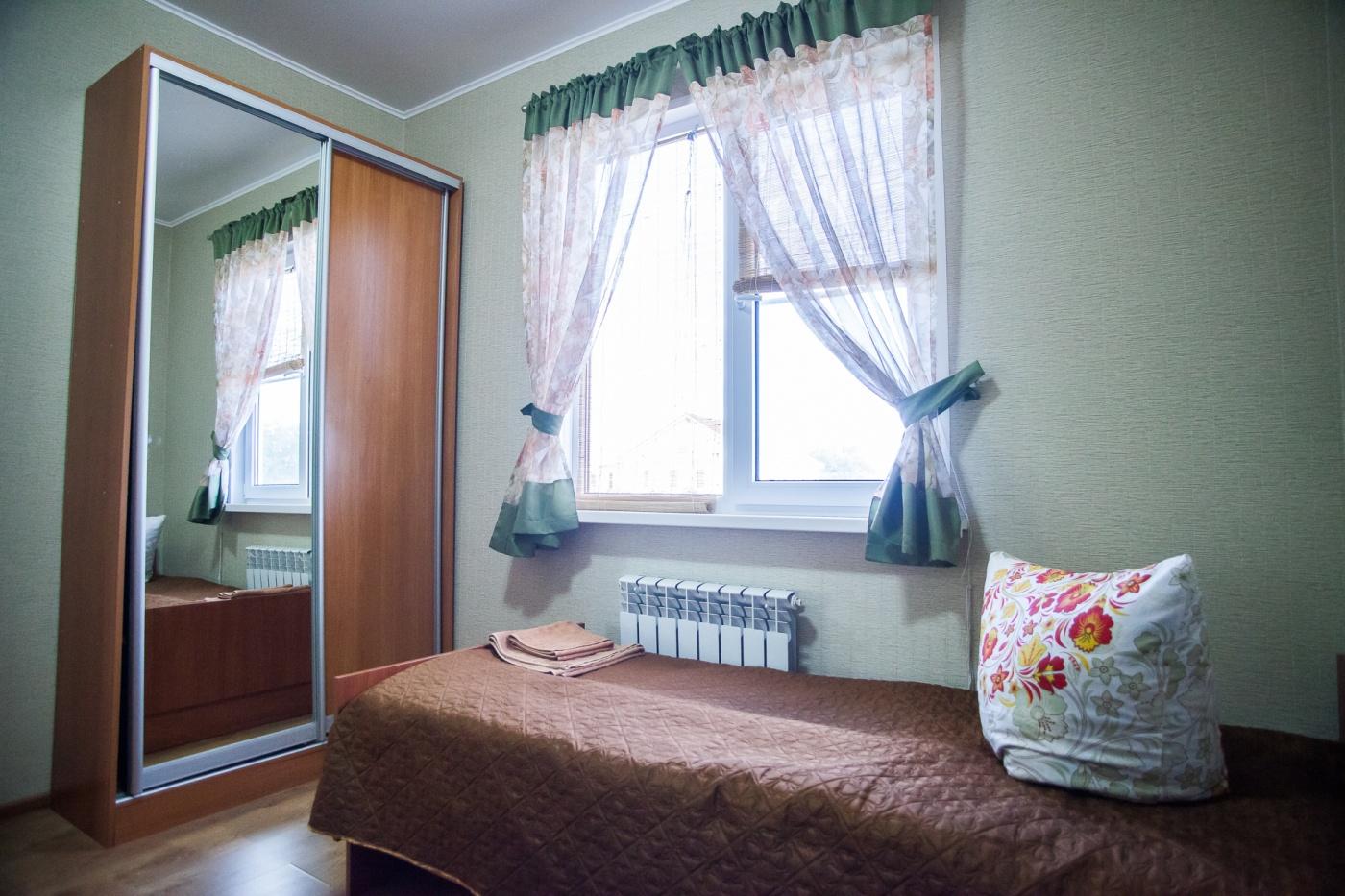 База отдыха «Наша Фазенда» Астраханская область Дом у реки, фото 4