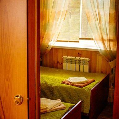 База отдыха «Наша Фазенда» Астраханская область Домик в деревне, фото 2