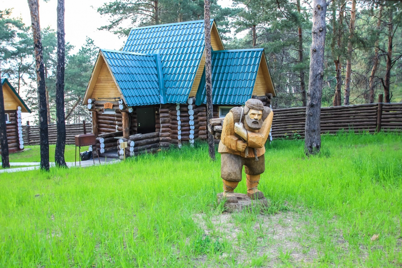 """База отдыха """"Иволга"""" Ульяновская область, фото 13"""