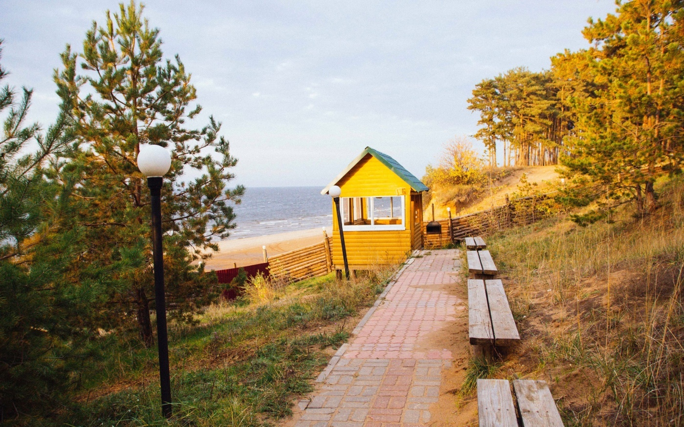 """База отдыха """"Иволга"""" Ульяновская область, фото 19"""