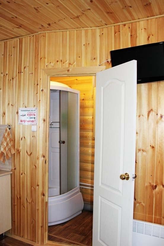 """База отдыха """"Иволга"""" Ульяновская область 4-местный домик (+2 доп.места), фото 4"""