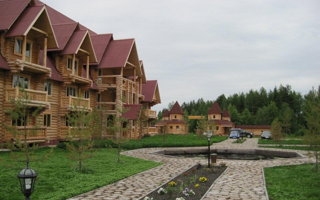 База отдыха «Лукоморье» Архангельская область, фото 9