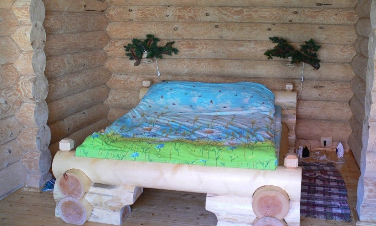 База отдыха «Лукоморье» Архангельская область Номер «Комфорт» 2-местный однокомнатный, фото 1