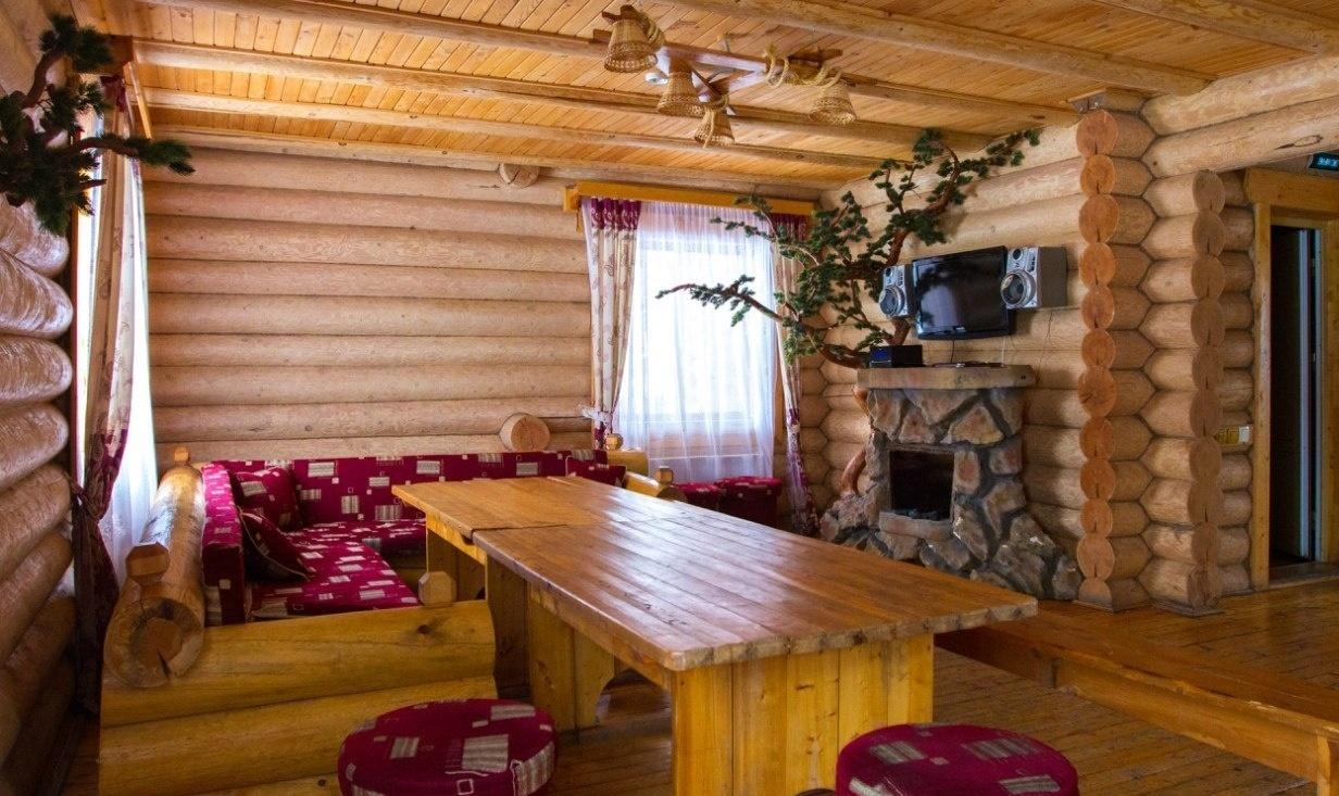 База отдыха «Лукоморье» Архангельская область Коттедж на две семьи, фото 8
