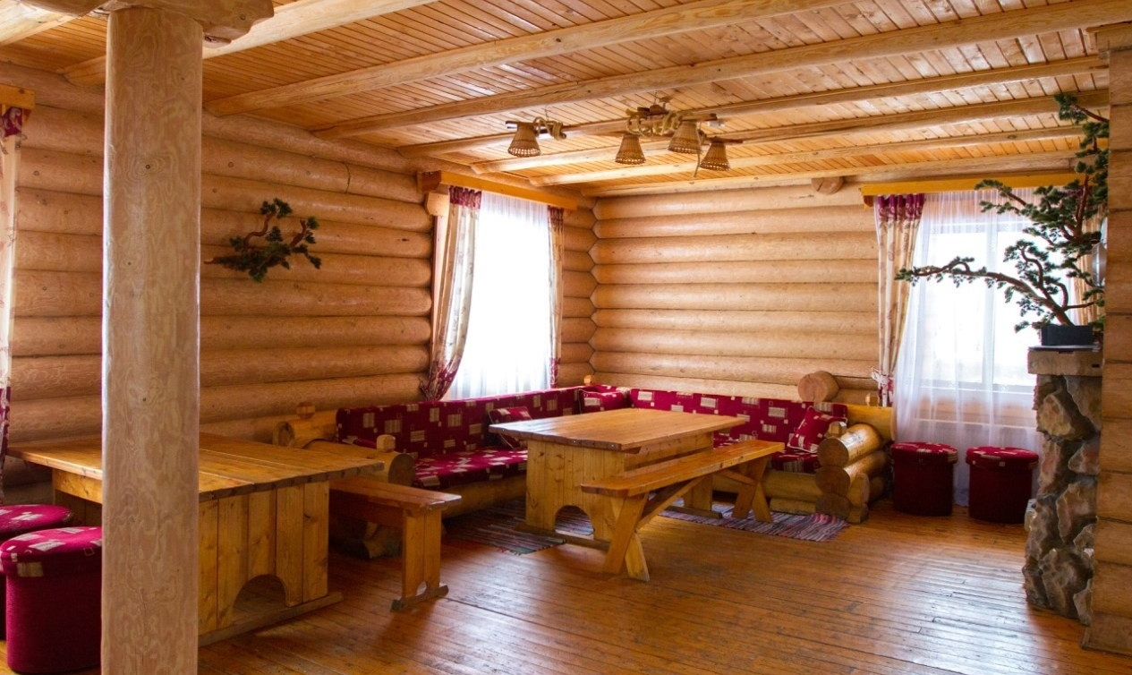 База отдыха «Лукоморье» Архангельская область Коттедж на две семьи, фото 7