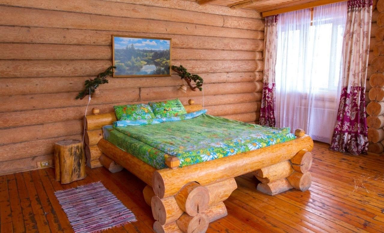 База отдыха «Лукоморье» Архангельская область Коттедж на две семьи, фото 2