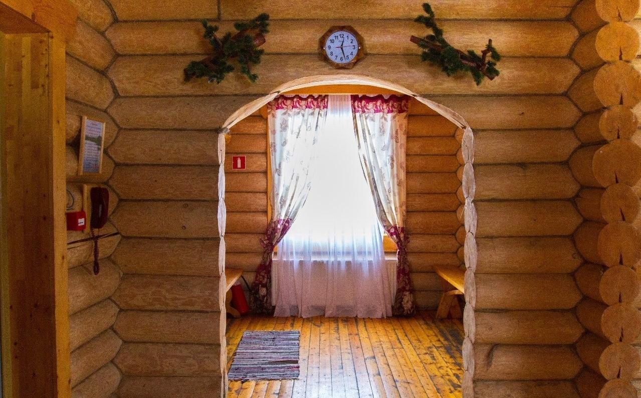 База отдыха «Лукоморье» Архангельская область Коттедж на две семьи, фото 16