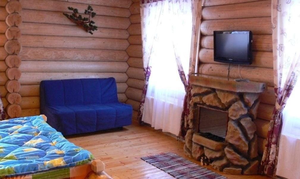 База отдыха «Лукоморье» Архангельская область Коттедж на две семьи, фото 6