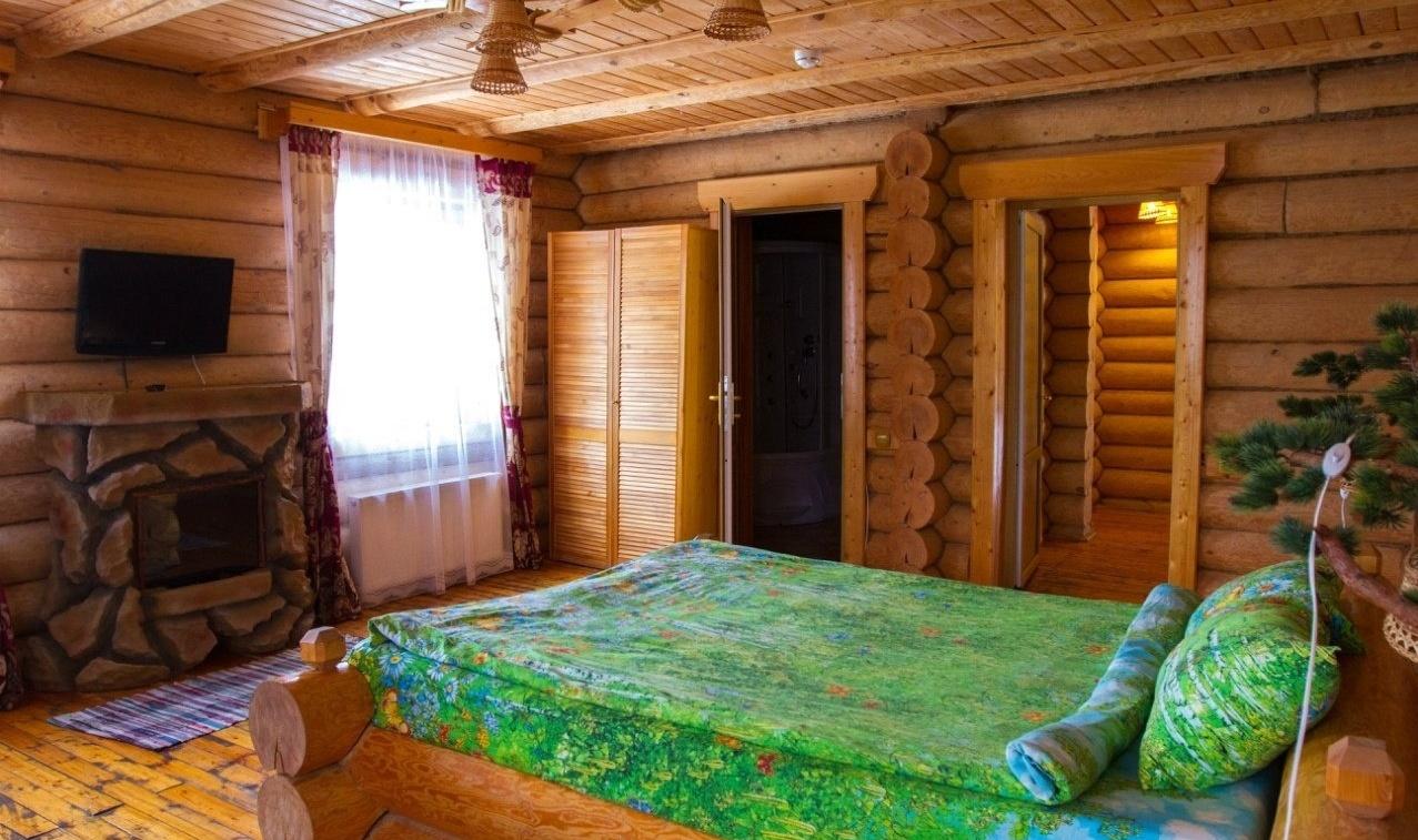 База отдыха «Лукоморье» Архангельская область Коттедж на две семьи, фото 3