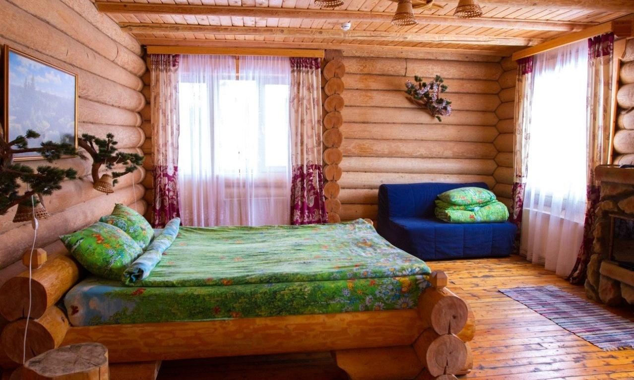 База отдыха «Лукоморье» Архангельская область Коттедж на две семьи, фото 4