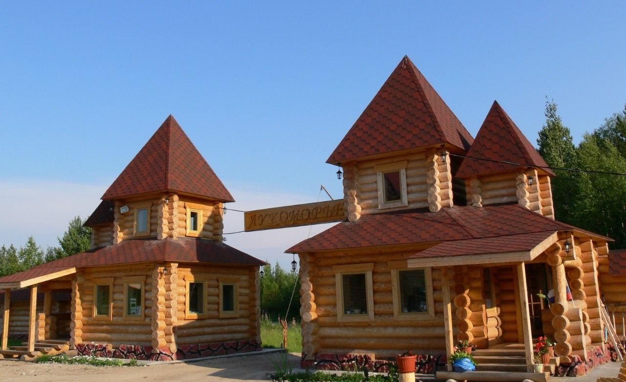 База отдыха «Лукоморье» Архангельская область, фото 4