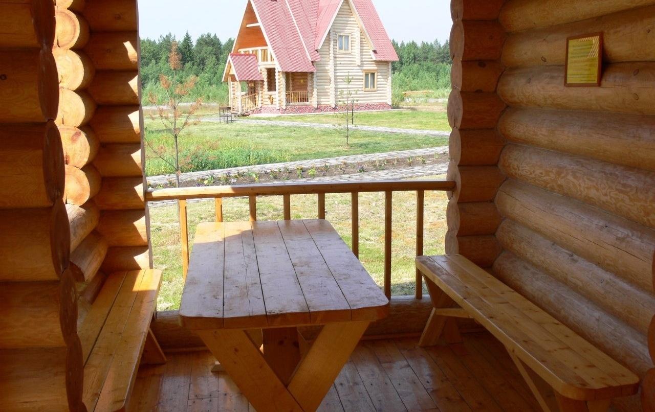База отдыха «Лукоморье» Архангельская область Коттедж на одну семью, фото 6
