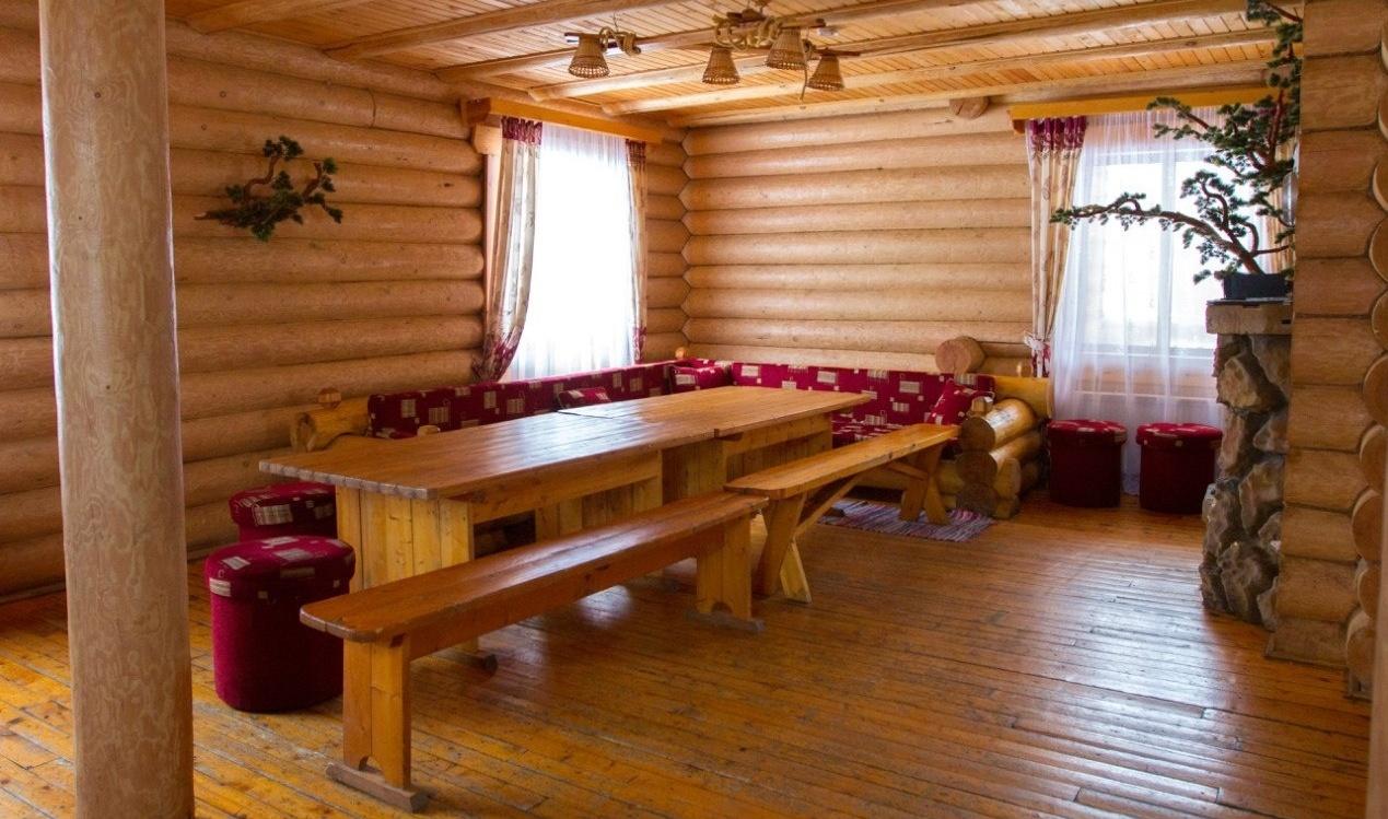 База отдыха «Лукоморье» Архангельская область Коттедж на две семьи, фото 10