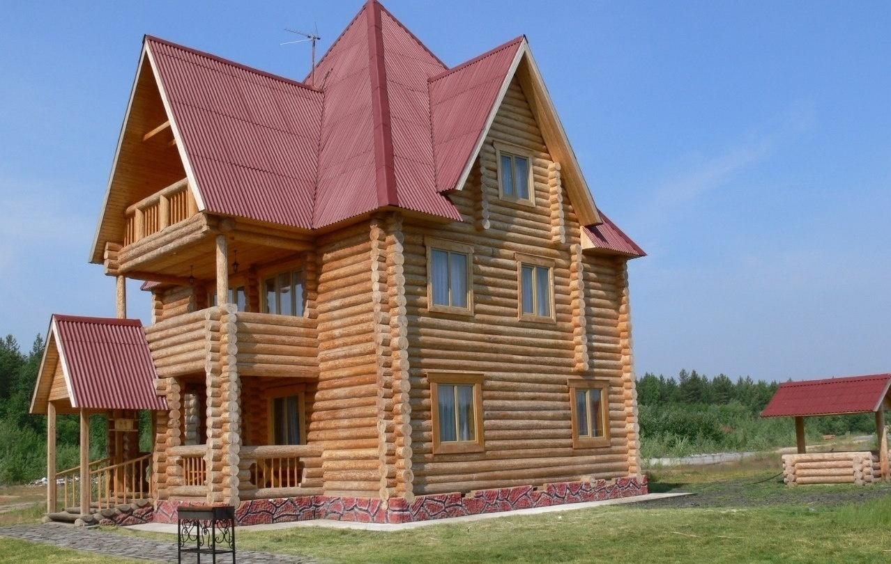База отдыха «Лукоморье» Архангельская область, фото 3