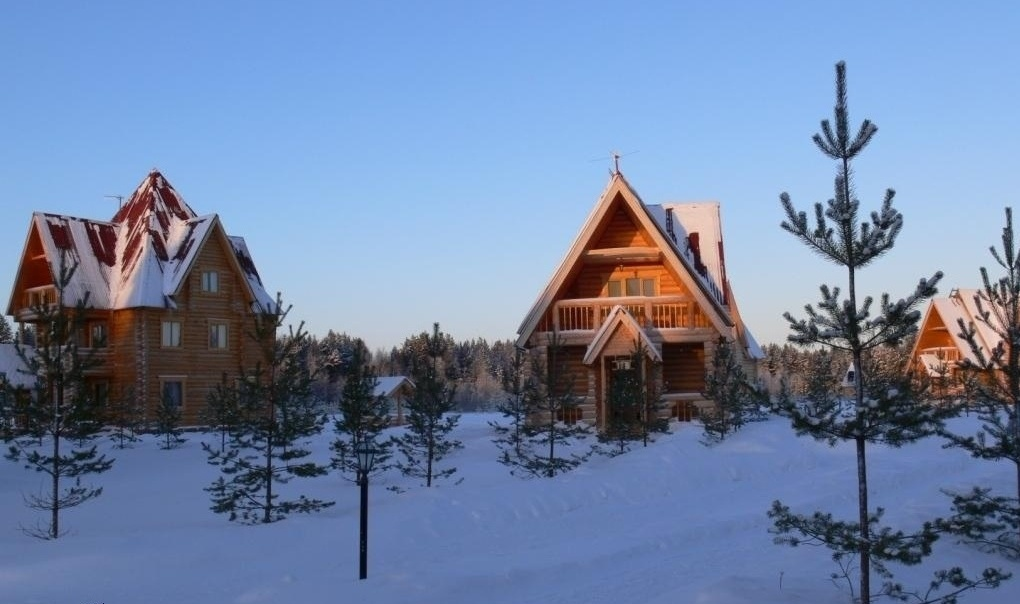 База отдыха «Лукоморье» Архангельская область, фото 16