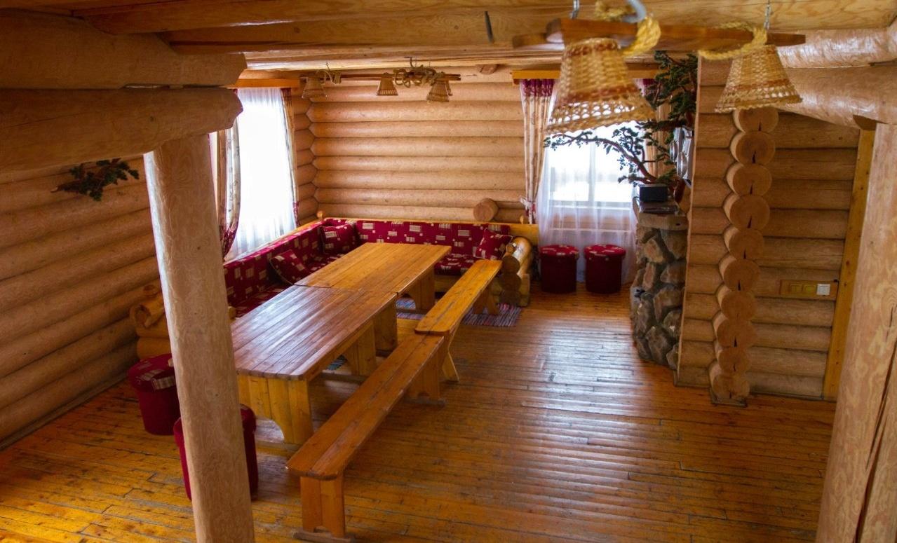 База отдыха «Лукоморье» Архангельская область Коттедж на две семьи, фото 9