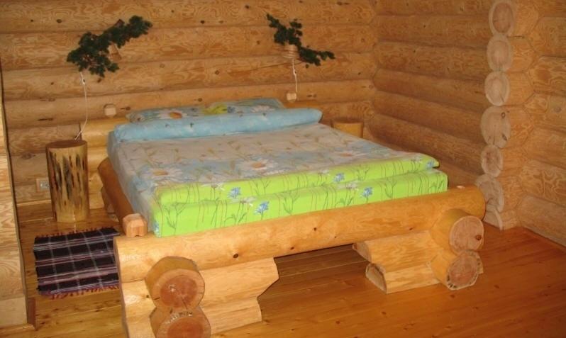 База отдыха «Лукоморье» Архангельская область Номер «Люкс» 2-местный двухкомнатный, фото 1
