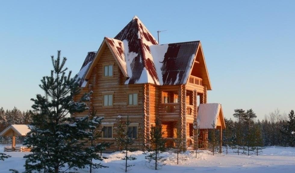 База отдыха «Лукоморье» Архангельская область, фото 13