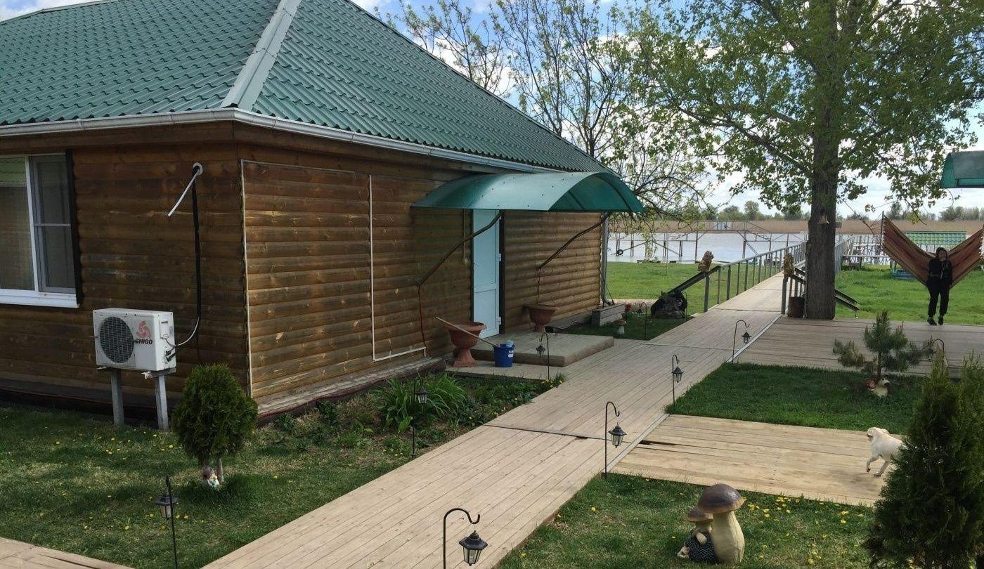 База отдыха «Зеленый остров» Астраханская область, фото 1