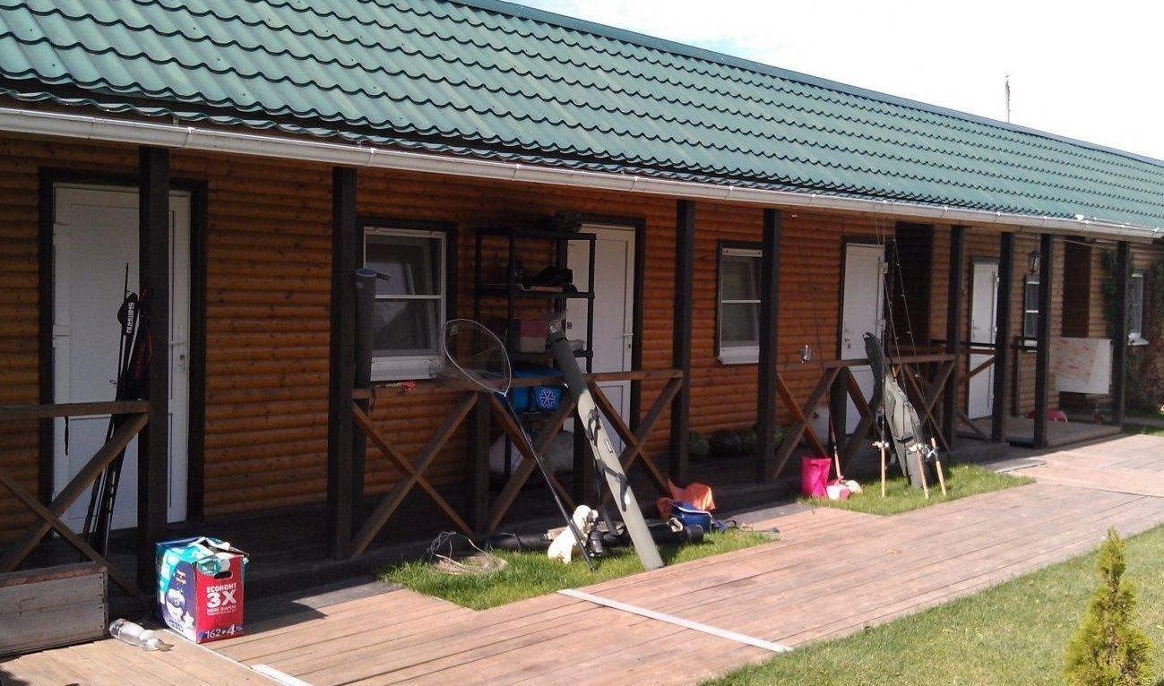 База отдыха «Зеленый остров» Астраханская область, фото 14
