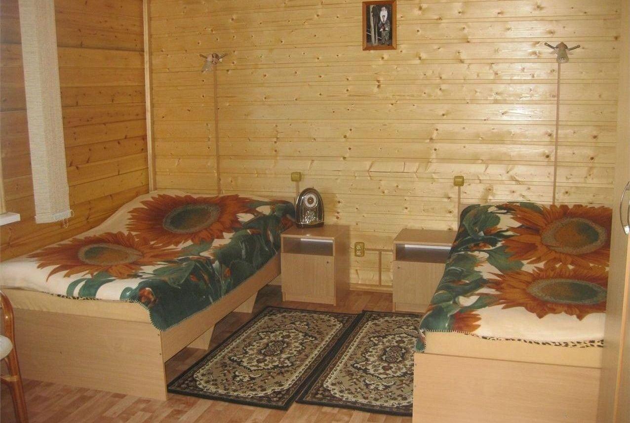 База отдыха «Зеленый остров» Астраханская область Номер повышенной комфортности, фото 1