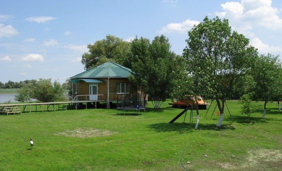 База отдыха «Зеленый остров» Астраханская область, фото 7