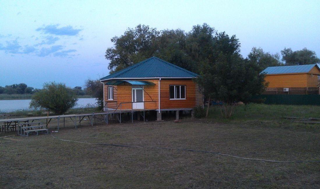 База отдыха «Зеленый остров» Астраханская область, фото 12