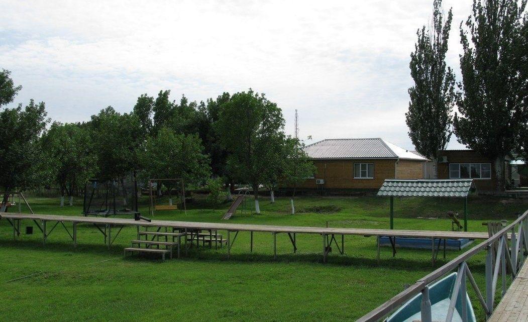 База отдыха «Зеленый остров» Астраханская область, фото 15