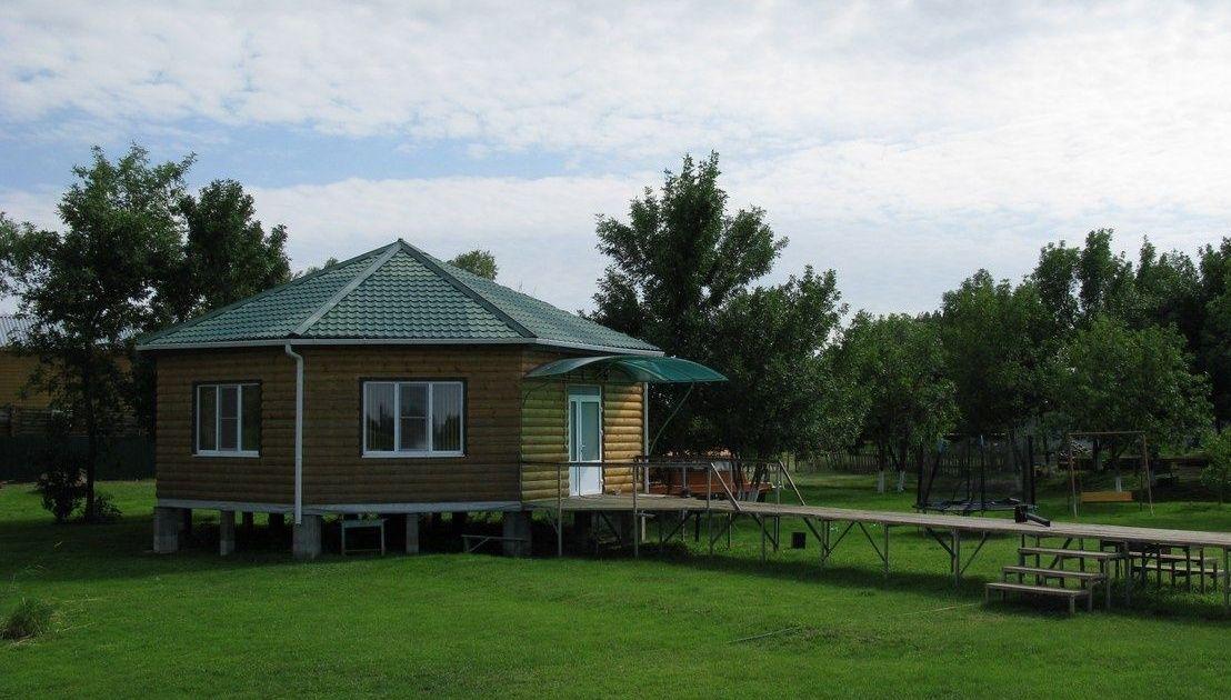 База отдыха «Зеленый остров» Астраханская область, фото 8