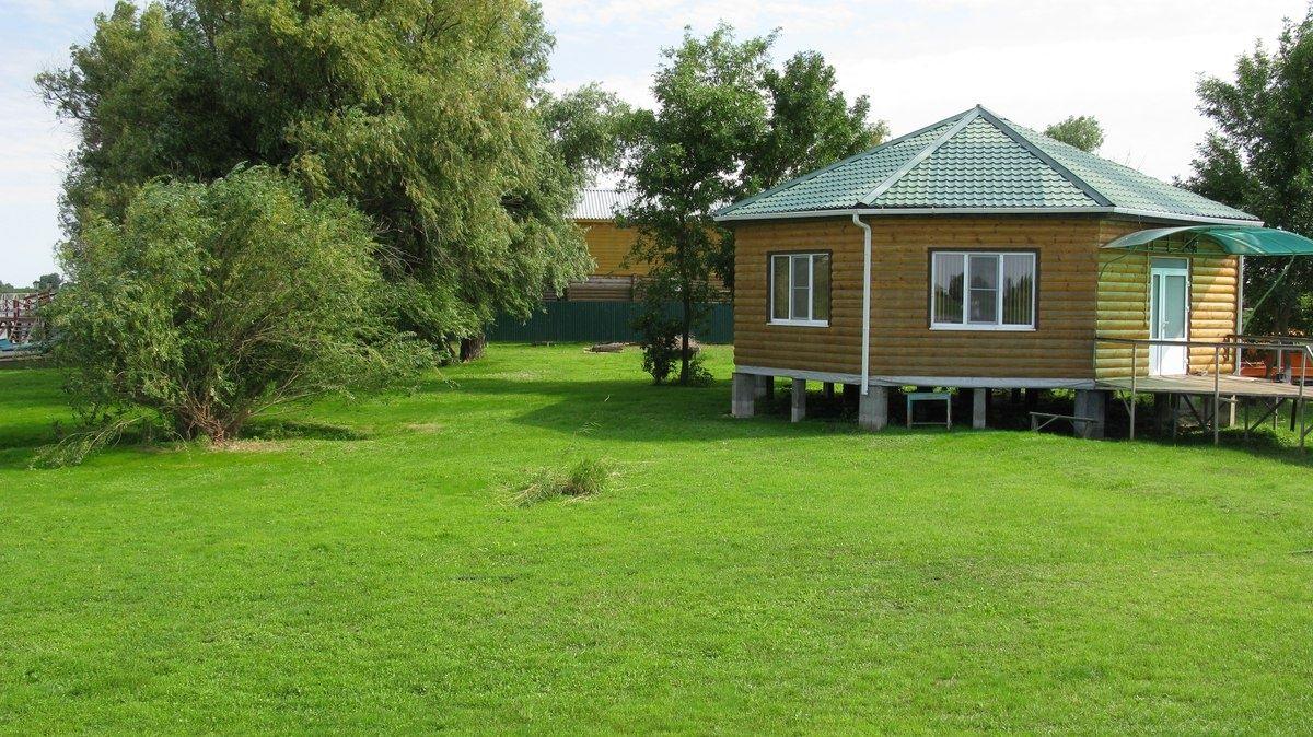 База отдыха «Зеленый остров» Астраханская область, фото 3