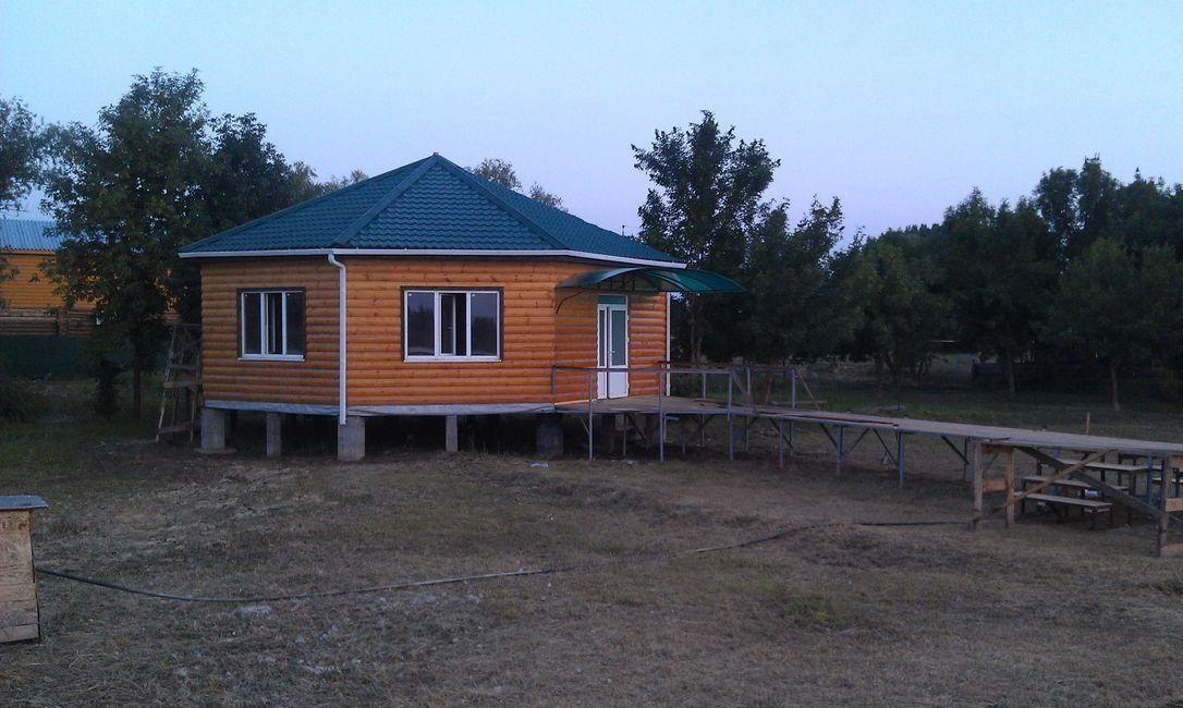 База отдыха «Зеленый остров» Астраханская область, фото 13