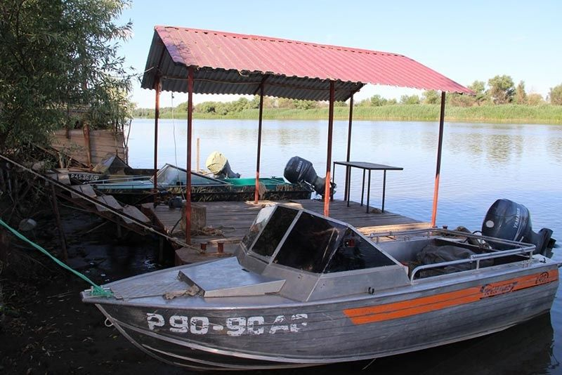 Рыболовная база «Теремок» Астраханская область, фото 10