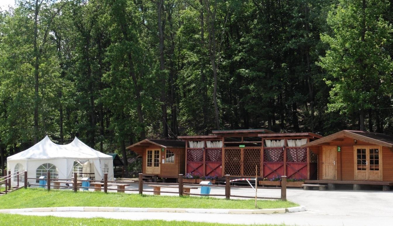 Спортивно-туристическая база «Форест Парк» Липецкая область, фото 3