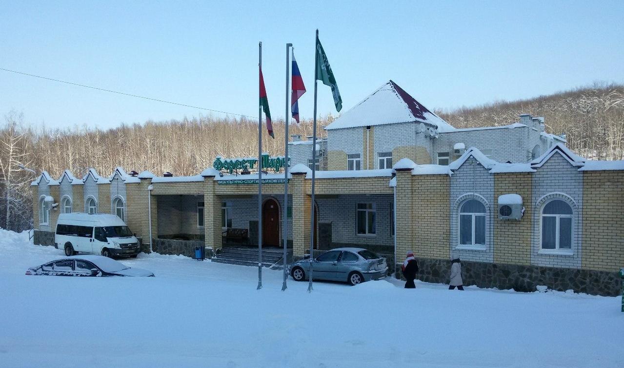 Спортивно-туристическая база «Форест Парк» Липецкая область, фото 11