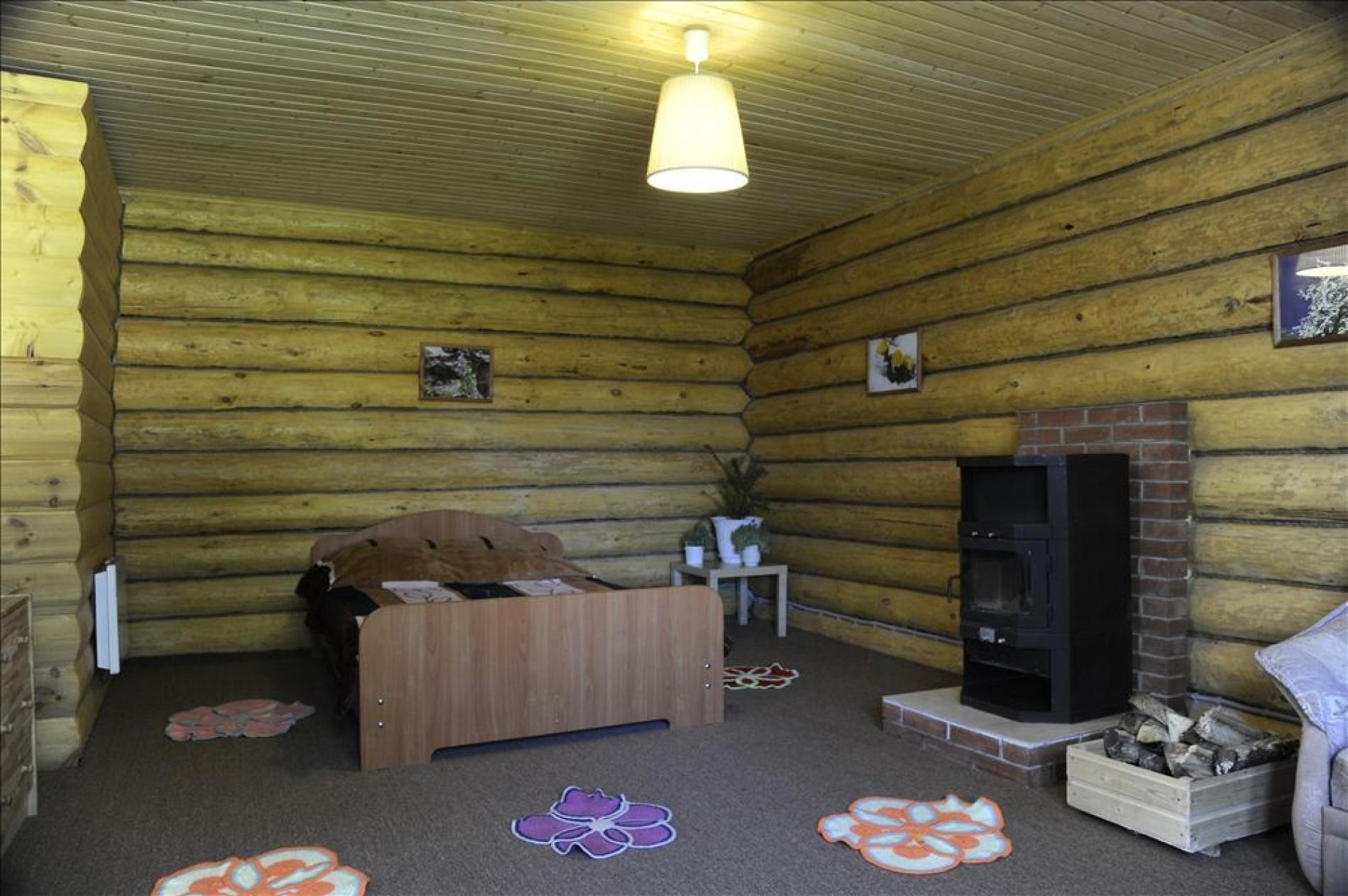 База отдыха «Сказка» Республика Башкортостан 4-местный дом, фото 2