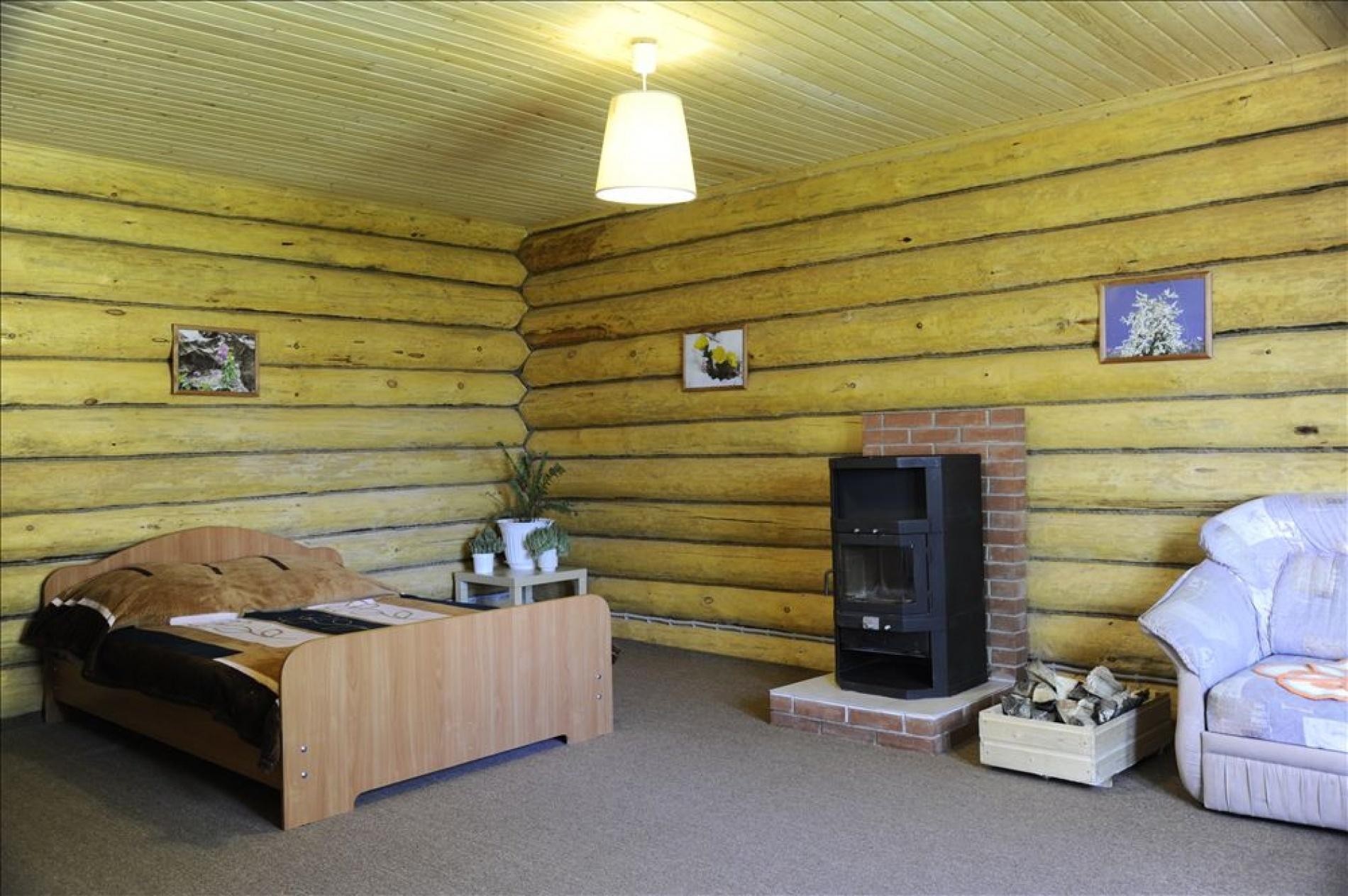 База отдыха «Сказка» Республика Башкортостан 4-местный дом, фото 3