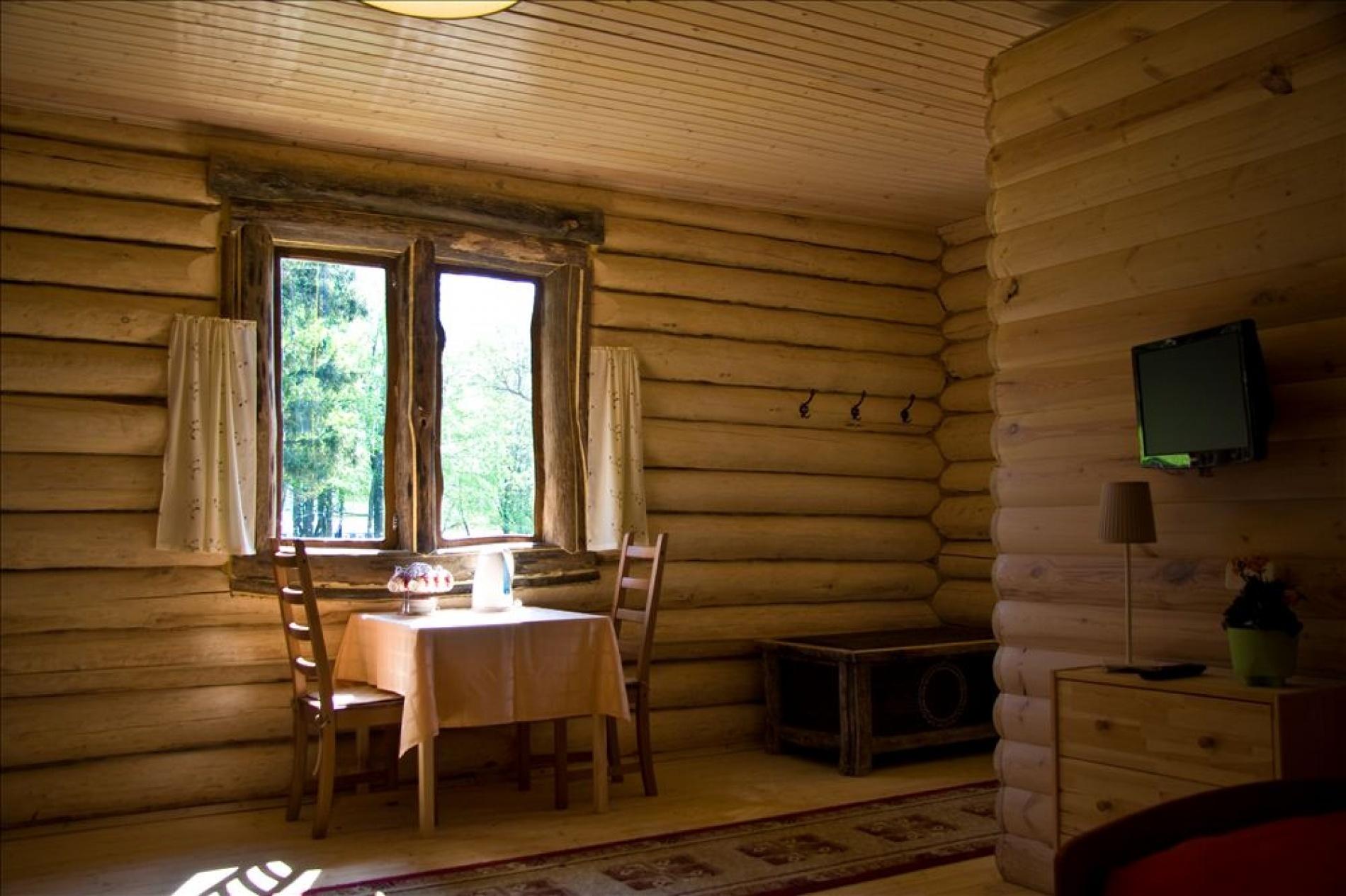 База отдыха «Сказка» Республика Башкортостан 4-местный дом, фото 4
