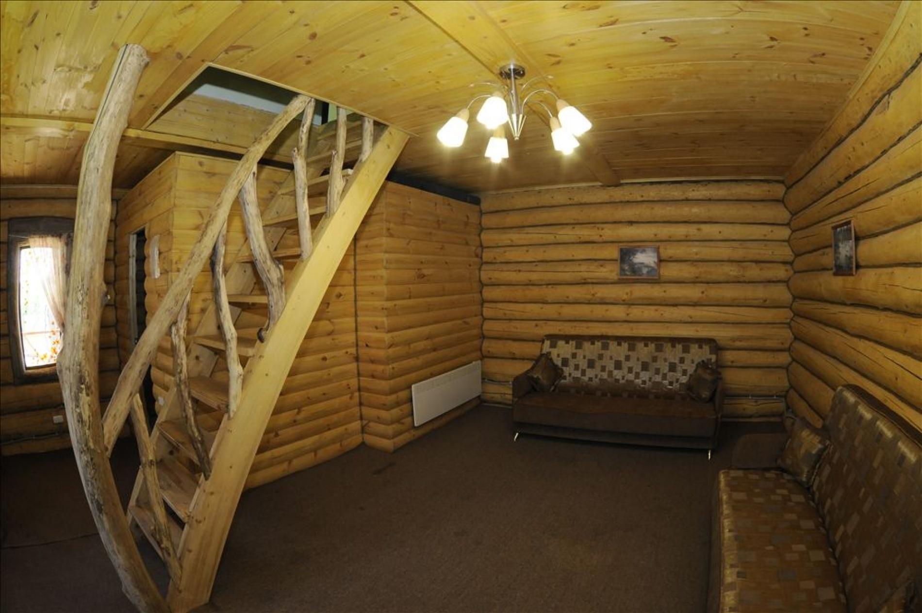 База отдыха «Сказка» Республика Башкортостан 9-местный дом, фото 3